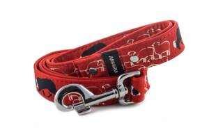 Leash Border Collie Life Red