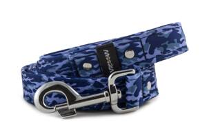 Leash Camouflage Blue